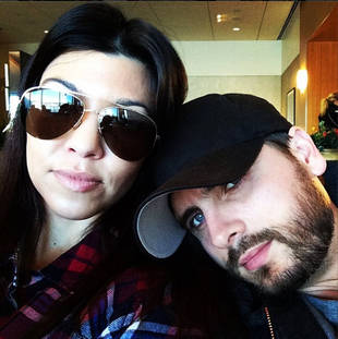 Kourtney Kardashian and Scott Disick Are Justin Bieber's New Neighbors