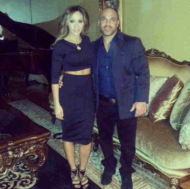 Joe and Melissa Gorga Head to Brooklyn for a Hot  Night Out (HOTO)