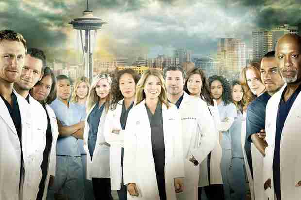 When Is Grey's Anatomy Season 10, Episode 13?