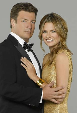 Castle's Stana Katic Dishes Caskett Wedding Details, Shares First Look at Dress!