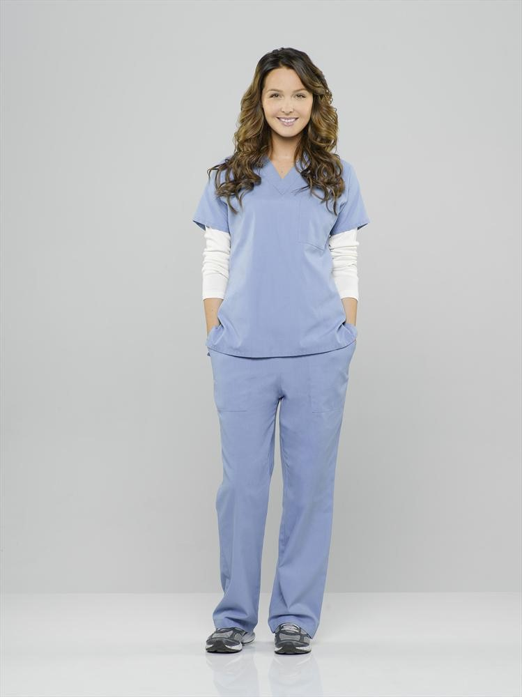Grey's Anatomy's Camilla Luddington Nominated for Shorty Award