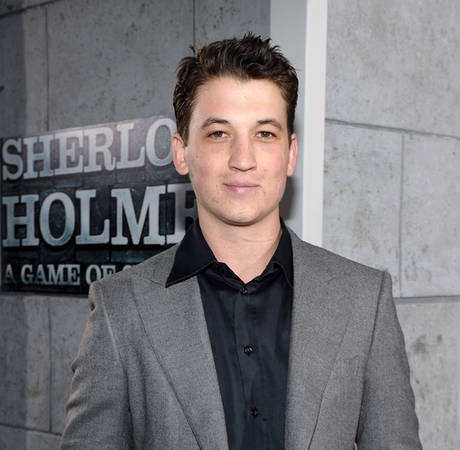 "Miles Teller Talks ""Playful"" Relationship With Shailene Woodley"