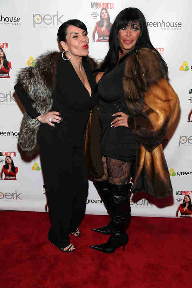 Which Mob Wives Star Is Reported to Be Worth More: Renee Graziano or Big Ang?