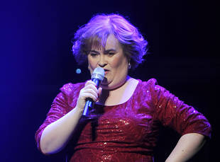 Susan Boyle Applies for Minimum-Wage Job at Online Betting Company