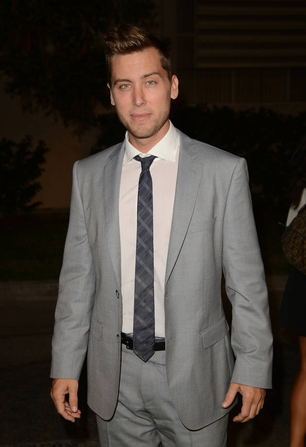 "Lance Bass Debuts ""Walking on Air,"" First New Song in 12 Years"