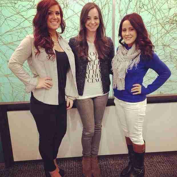 Chelsea Houska Reveals Major Weight Loss — And You'll Never Guess Who Inspired It! (PHOTO)