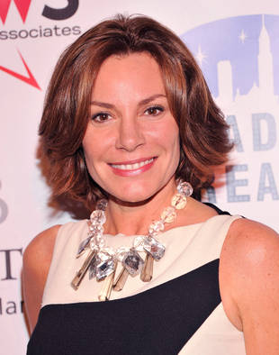 Real Housewives of New York's LuAnn De Lesseps Is No Longer a Full-Time Cast Member