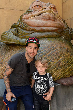 Pete Wentz and Girlfriend Meagan Camper: Is a Proposal in Their Future? Pete Says…