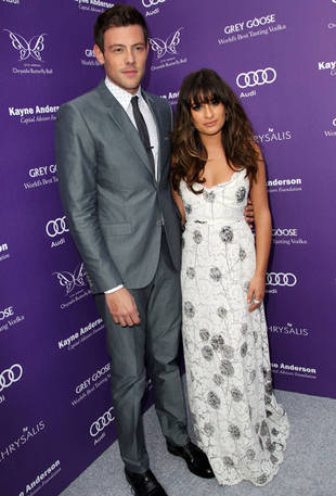 "Lea Michele ""Not Quite"" Ready to Date After Cory Monteith's Death"