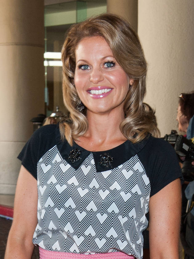 "Candace Cameron Bure Explains Her ""Submissive Role"" With Husband"