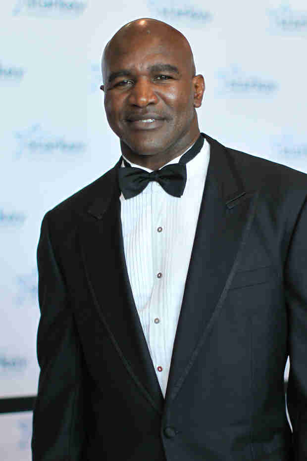 Celebrity Big Brother Star Evander Holyfield: Homosexuality Is Like a Disability (VIDEO)