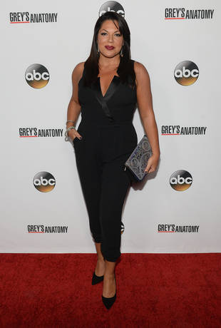 Sara Ramirez Reveals Her Secret Santa From the Grey's Anatomy Cast (UPDATE)