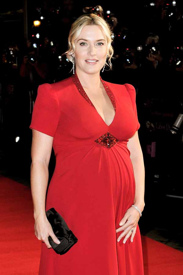 Kate Winslet: What Did She Name Her New Baby Boy?