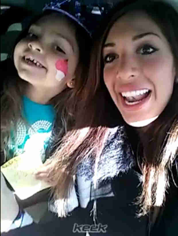 "Farrah Abraham on Parenting: ""I'm the Coolest Mom Ever!"""