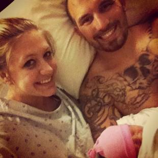 What Did Teen Mom 2's Adam Lind and Taylor Halbur Name Their Baby?
