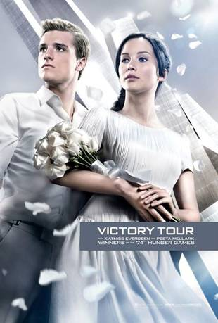 The Hunger Games: Catching Fire Is the Highest-Grossing Movie in U.S. For 2013