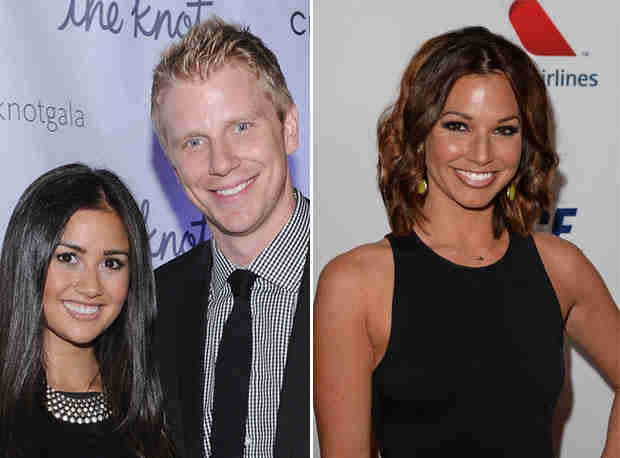 Is Melissa Rycroft Invited to Sean and Catherine's Wedding? — Exclusive