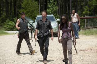 The Walking Dead Season 4: Will We Leave Georgia Behind?