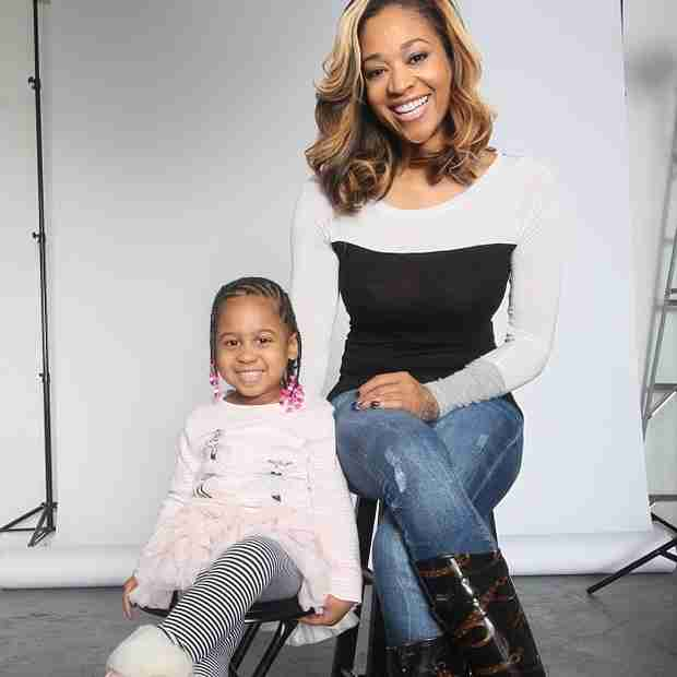 "Mimi Faust and Daughter Eva Dance to ""Drunk in Love"" (VIDEO)"