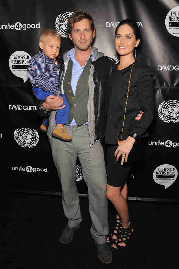 Josh Lucas's Wife Jessica Ciencin Henriquez Files For Divorce — Report