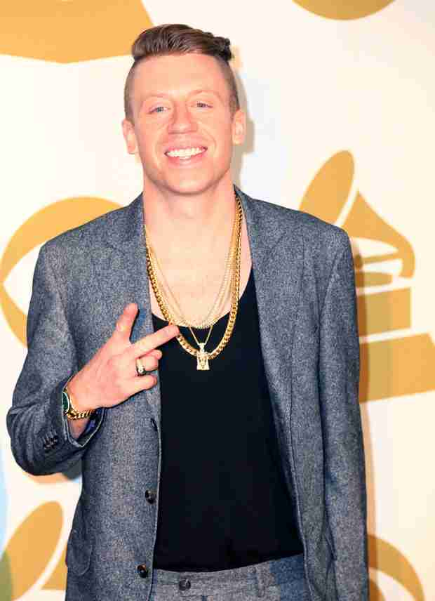 Macklemore Partners With MTV to Tackle Prescription Drug Abuse on College Campuses