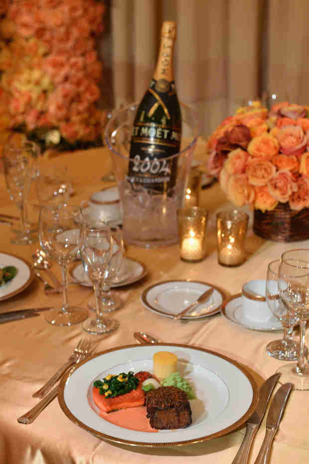 The 2014 Golden Globes: What's on the Menu?