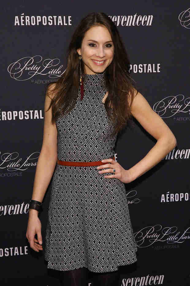 Pretty Little Liars' Troian Bellisario on Growing Up Hollywood and Her Father's Best Advice (VIDEO)