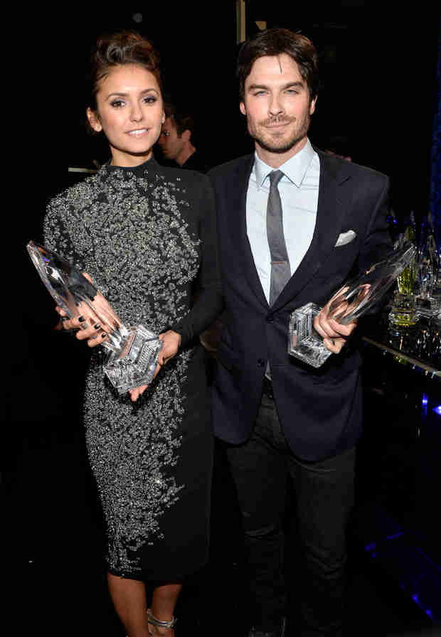 "Ian Somerhalder Wishes Nina Dobrev Happy Birthday: ""The World Loves You!"""