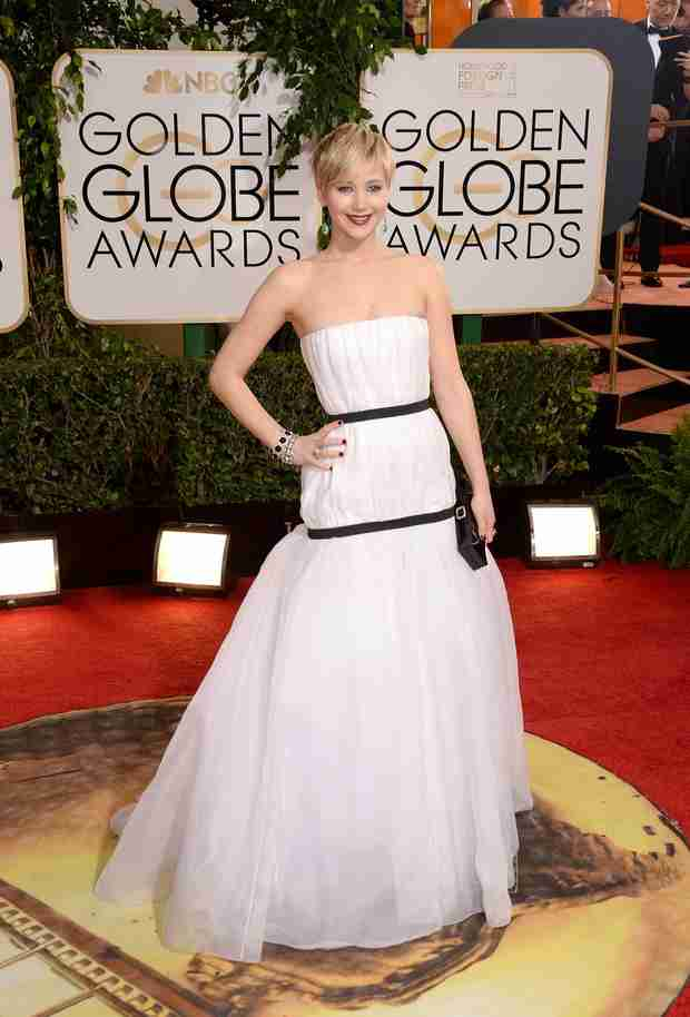 Jennifer Lawrence Wins Golden Globe for Best Supporting Actress — See Her Shocking Speech!