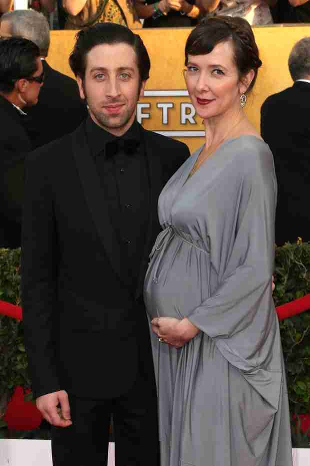 Big Bang Theory Star Simon Helberg and Wife Expecting Second Child