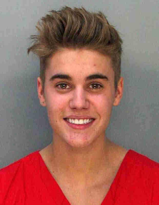 Justin Bieber Arrested For DUI in Miami Beach (UPDATE)