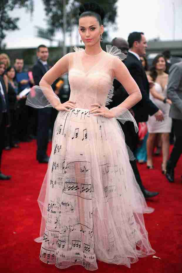 Katy Perry Brings Surprising Date to 2014 Grammys — Who Is It?
