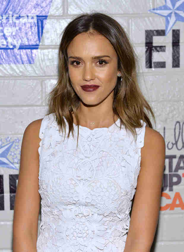 "Jessica Alba Debuts New ""Fashion Bob"" — See Her Stylish Cut!"