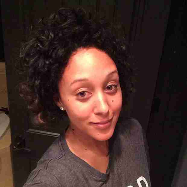 "Tamera Mowry-Housley Does ""Big Chop"" and Cuts Off Her Hair! (PHOTOS)"