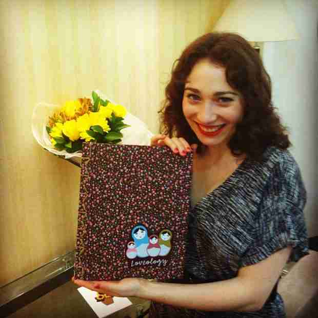 "Regina Spektor Announces She's ""Super Pregnant"" and Skipping the Grammys"