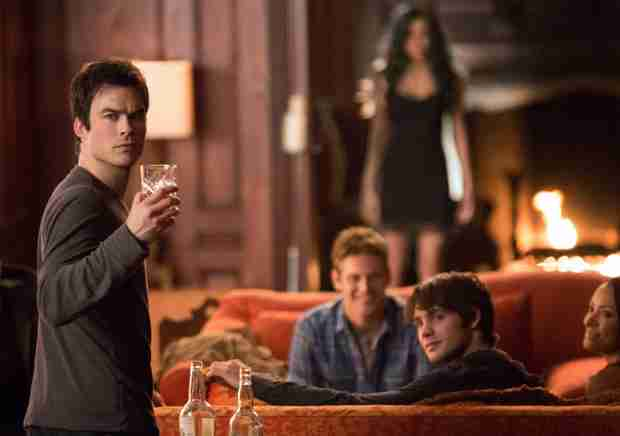 The Vampire Diaries Ratings Rise With 100th Episode