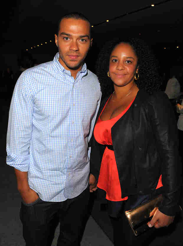 "Jesse Williams Talks Fatherhood: ""I'm Loving It"""