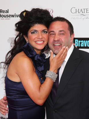 Sorry, Teresa Giudice: Juicy Joe Spotted Twice With Mystery Woman — Report