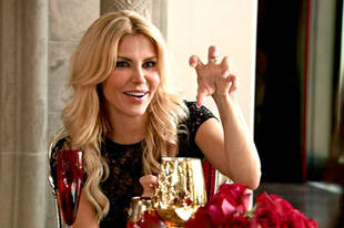 "Brandi Glanville Speaks Out About Her Craziness This Season: ""Bad Behavior Makes For Good TV"""