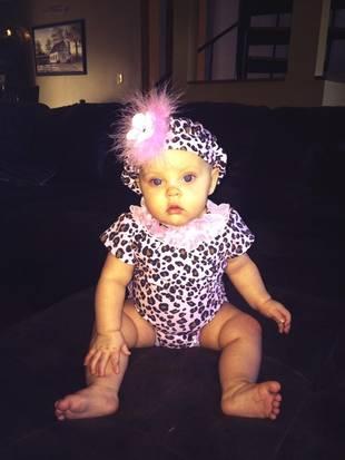 Leah Messer's Baby Adalynn Starts Walking!