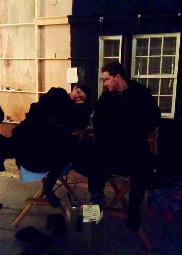 Once Upon a Time Season 3 Spoilers: Behind-the-Scene Photo Reveals the Characters Are Back In…