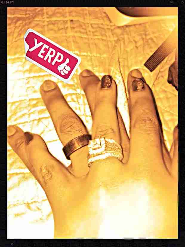 Whitney Houston's Daughter Bobbi Kristina Brown Marries Nick Gordon — See the Ring! (PHOTO)