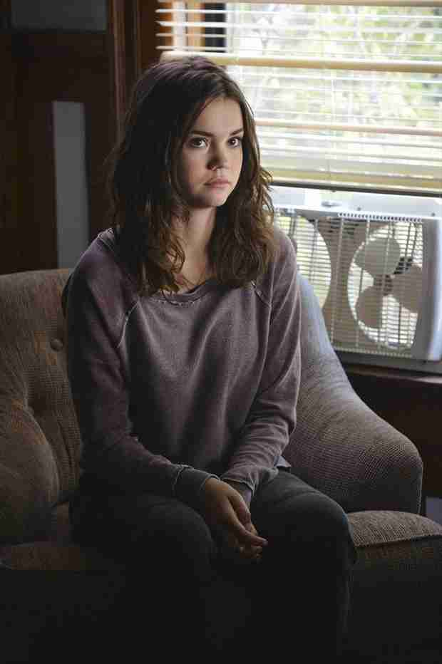 "The Fosters Spoilers: Maia Mitchell on Callie and Brandon's ""Tragic"" Romance and ""Intense Inner Turmoil"" — Exclusive"