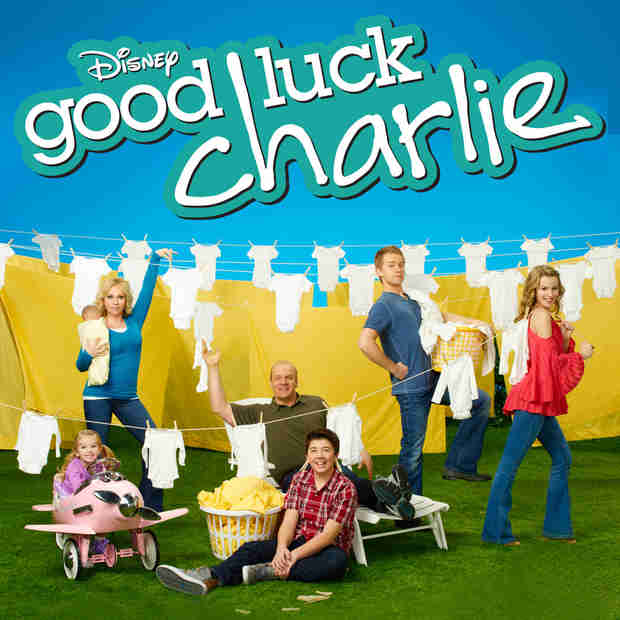 Disney Channel's Good Luck Charlie Welcomes Network's First Gay Couple