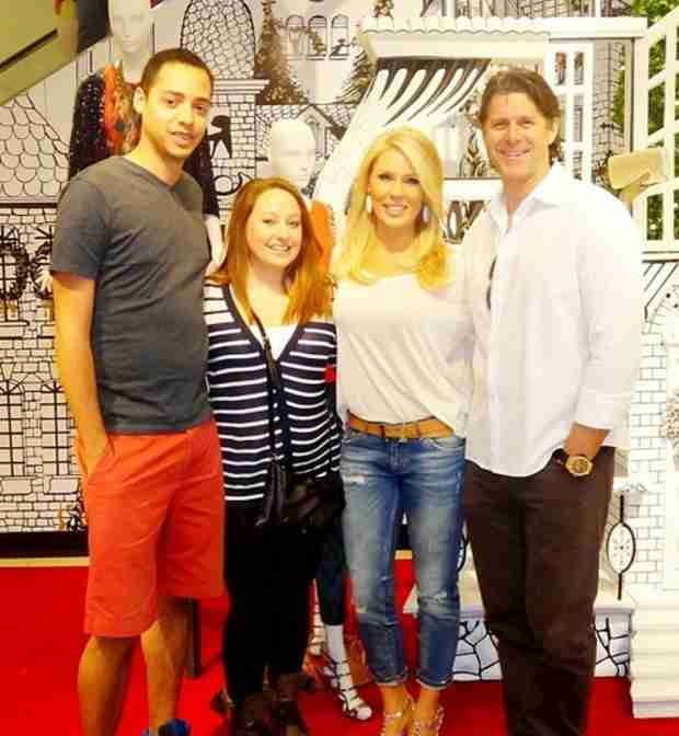 Gretchen Rossi Hung Out With One of Late Fiancé Jeff Beitzel's Kids — Are You Shocked?