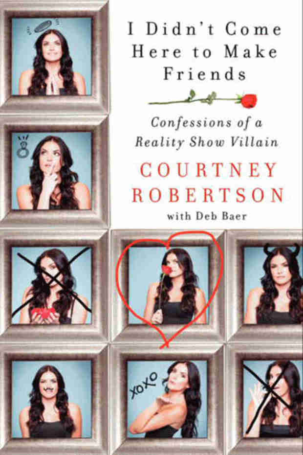 Courtney Robertson's Book Cover Revealed!