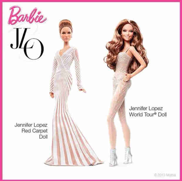 Jennifer Lopez: Barbie Flattens Her Famous Curves And Outrages Fans!