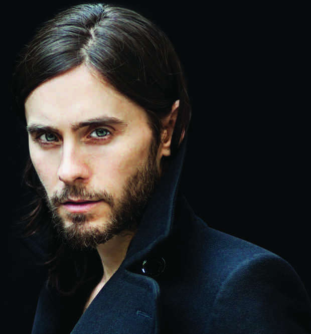 Jared Leto Takes You Inside His iPhone — And You'll Never Who He's Listening To!