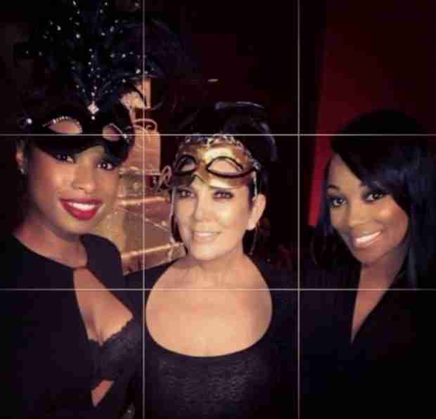 Beyonce, Kris Jenner Attend Beyonce's Mom's Star-Studded 60th Birthday Bash (PHOTOS)