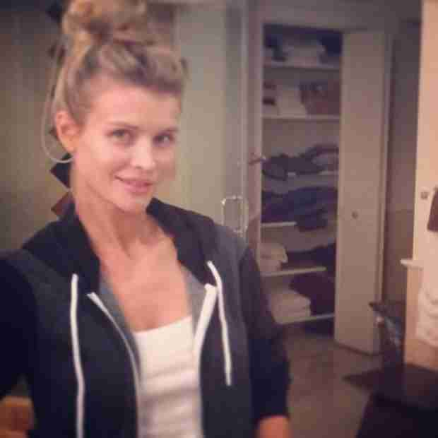 Joanna Krupa Goes Makeup Free in Gorgeous Selfie (PHOTO)